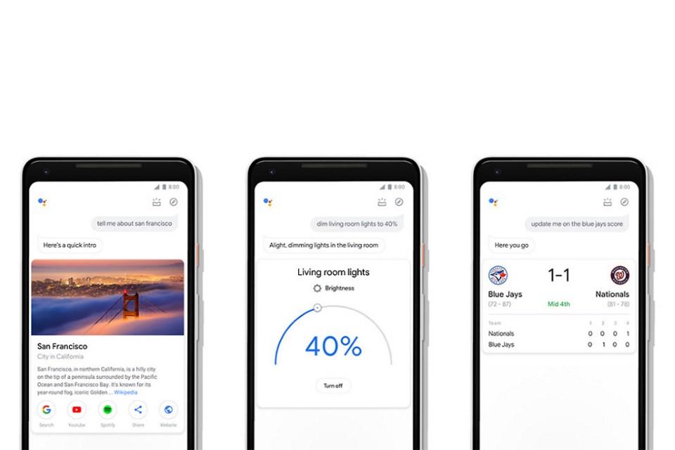 Imagem de Assistente do Google tem novo visual e funcionalidades no tecmundo