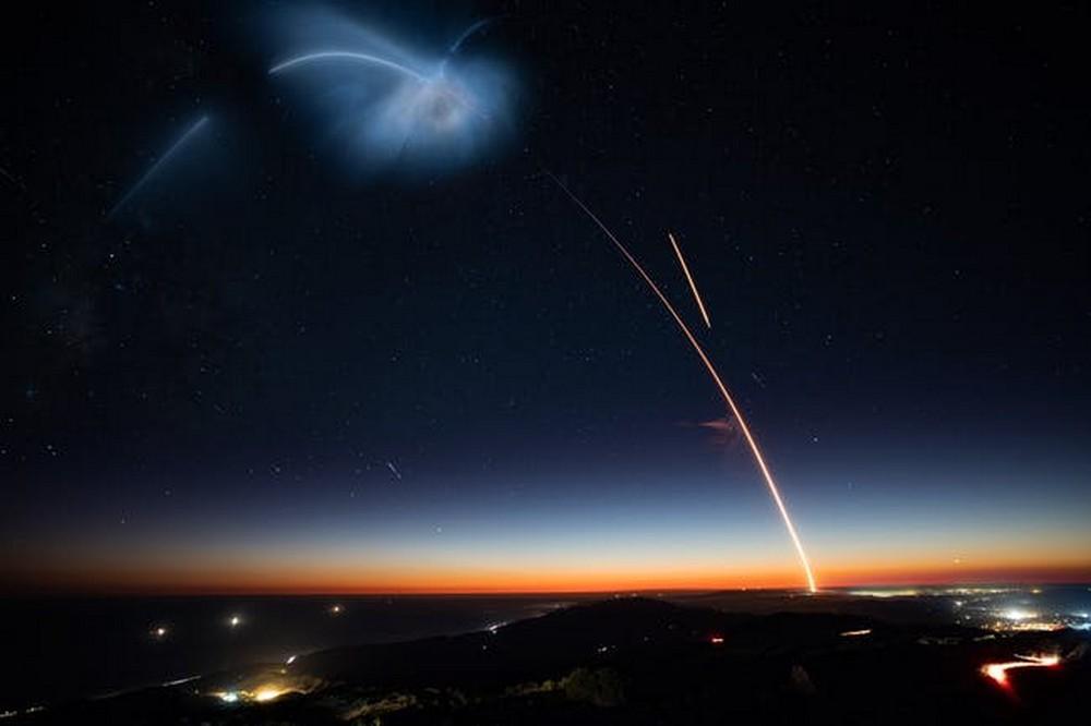 Lançamento de foguete