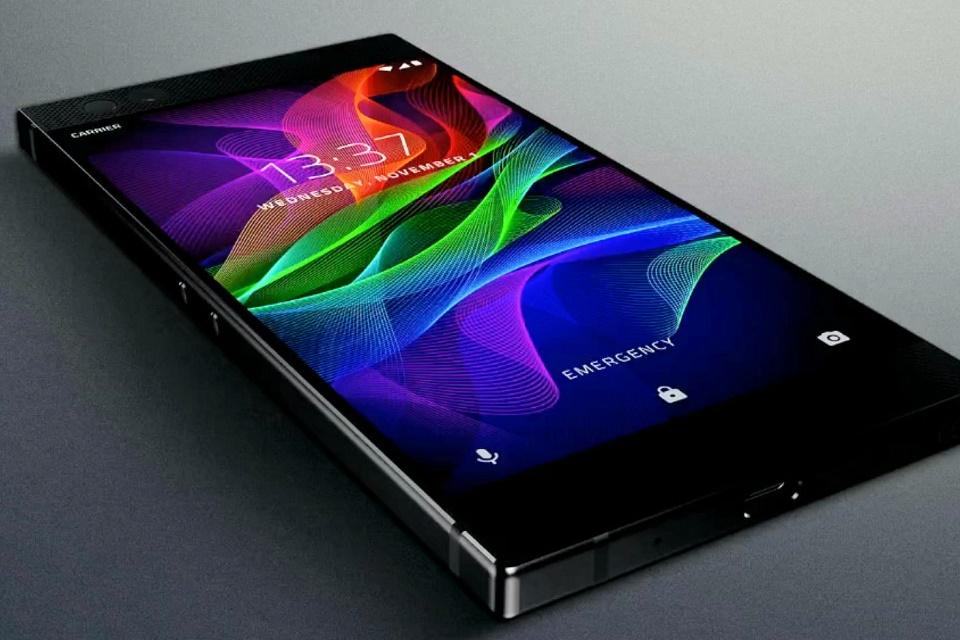 Imagem de Razer Phone 2 aparece antes da hora na Amazon com fotos e especificações no tecmundo
