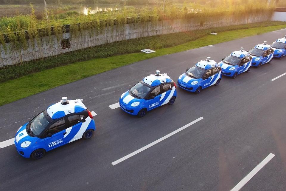 Imagem de Cresce o número de investimentos em carros autônomos no tecmundo
