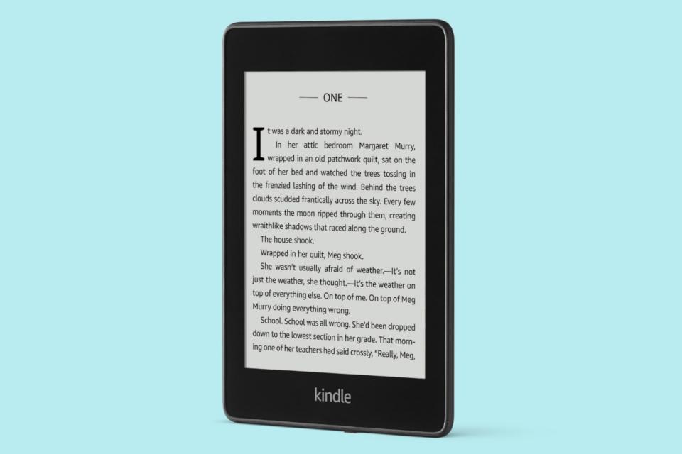 Imagem de Amazon lança novo Kindle Paperwhite mais leve e à prova d'água no tecmundo