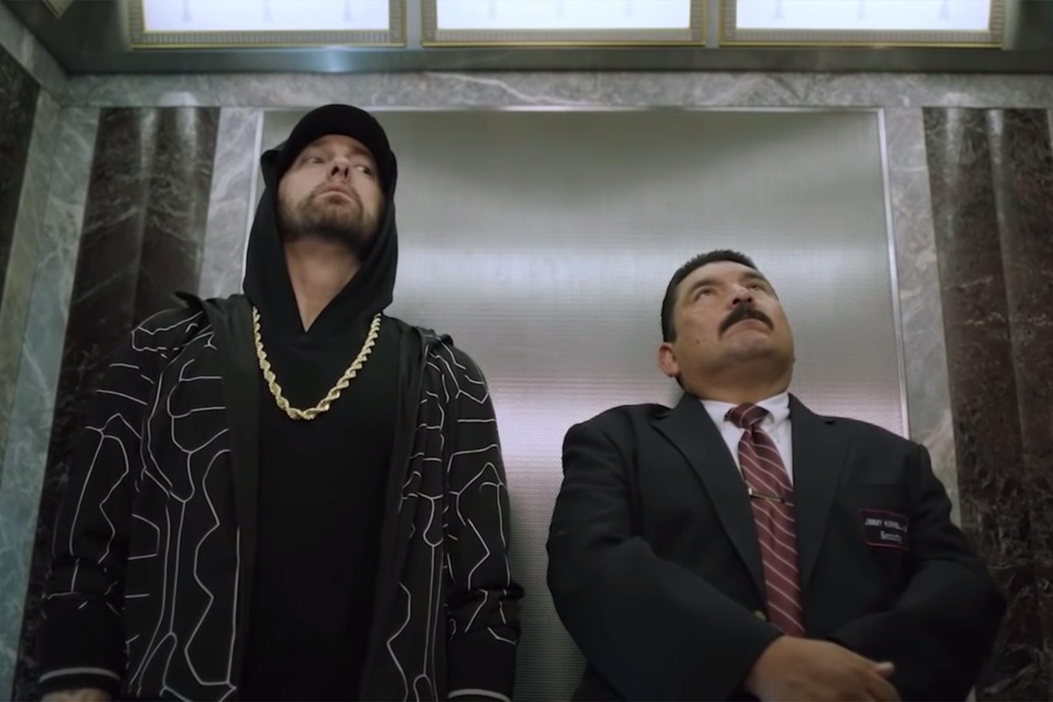 Imagem de Novo clipe de Eminem gravado com o Pixel 3 deixa a desejar no tecmundo