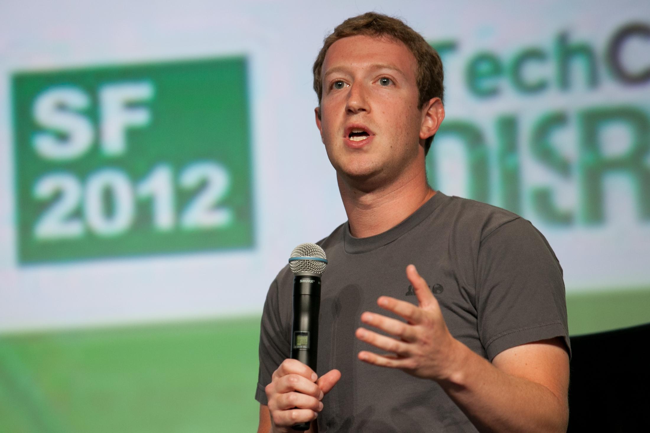 Imagem de Investidores do Facebook não querem mais Zuckerberg como presidente no tecmundo