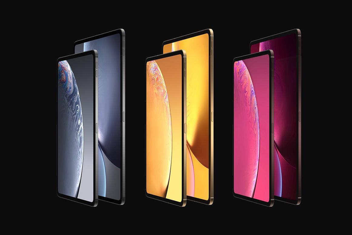 Imagem de Bordas finas e USB-C: designer imagina como podem ser novos iPad Pro 2018 no tecmundo