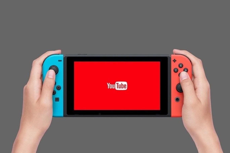Imagem de App do YouTube para Nintendo Switch já está disponível para download no tecmundo
