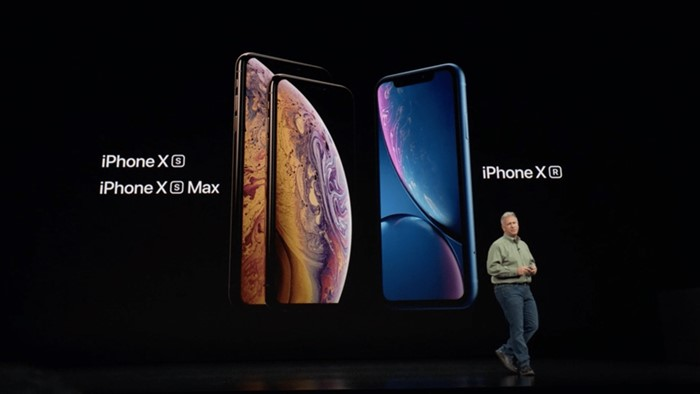 iPhone Xr Xs Max Apple Watch