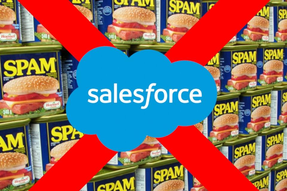 Imagem de Salesforce vai usar tecnologia de blockchain para barrar mensagens de spam no tecmundo