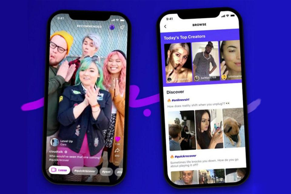 Imagem de Lasso é o novo app do Facebook mirando jovens para rivalizar com TikTok no tecmundo