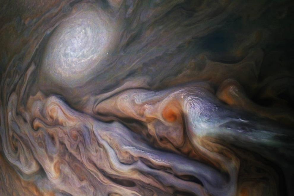 Imagem de NASA deslumbra novamente com imagem espetacular de Júpiter no tecmundo