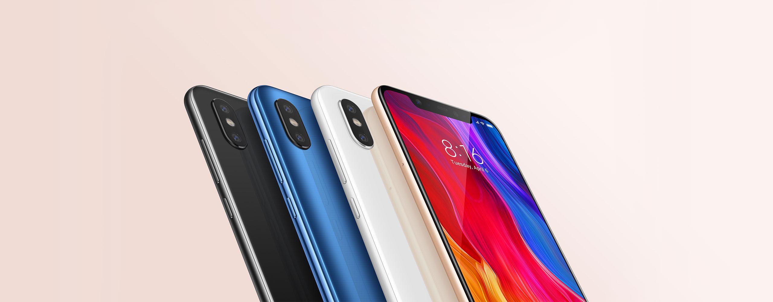 Imagem de Xiaomi Mi 8 por a partir de R$ 1.420 com até 128 GB de memória na GearBest no tecmundo