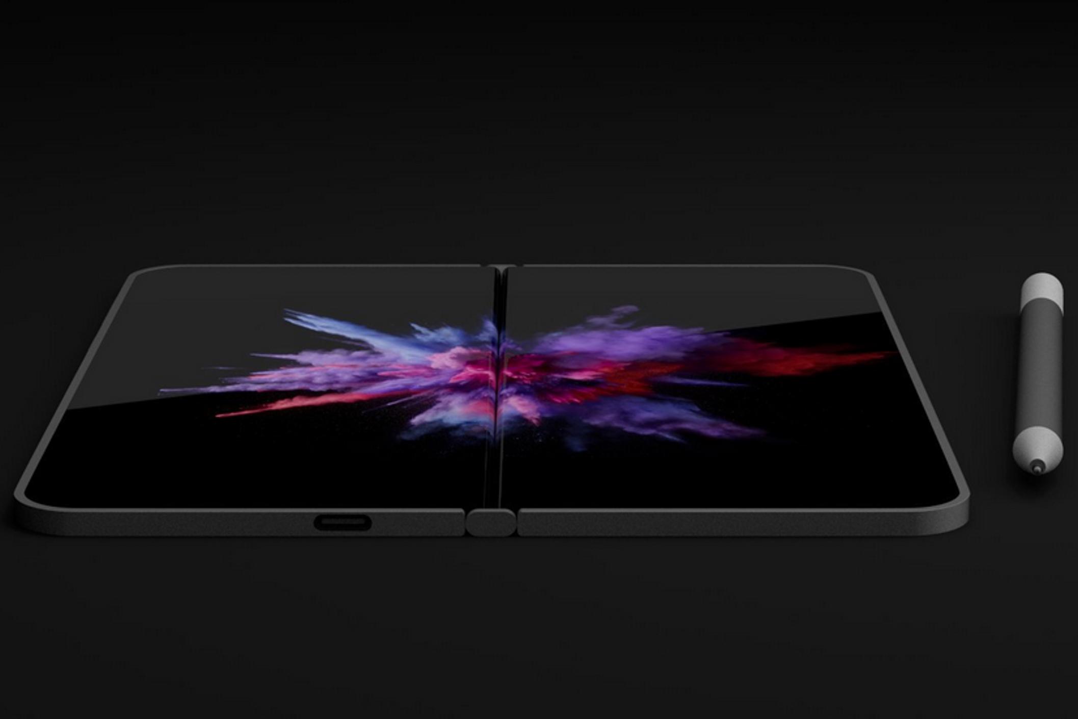 Imagem de Imagens de patentes revelam ideias da Microsoft para smartphone com 2 telas no tecmundo