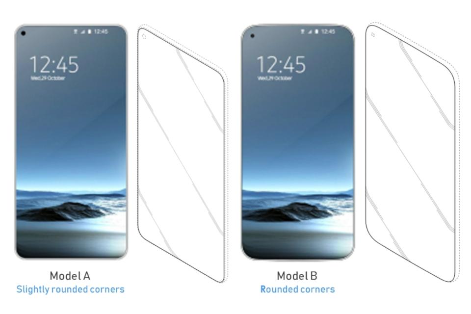 Imagem de Patente da Samsung pode ter revelado o visual final do Galaxy S10 no tecmundo