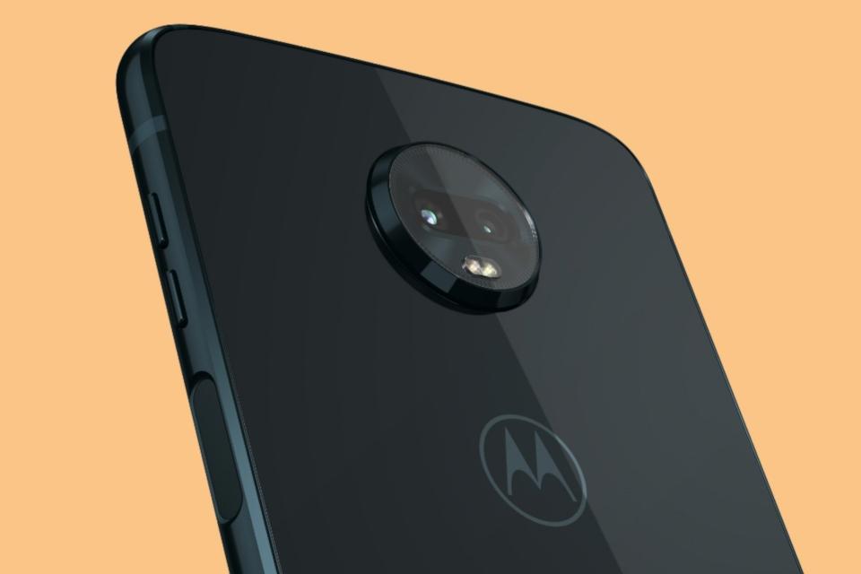 Imagem de Moto Z4 pode ter leitor de digitais sob a tela e Snapdragon 8150 no tecmundo
