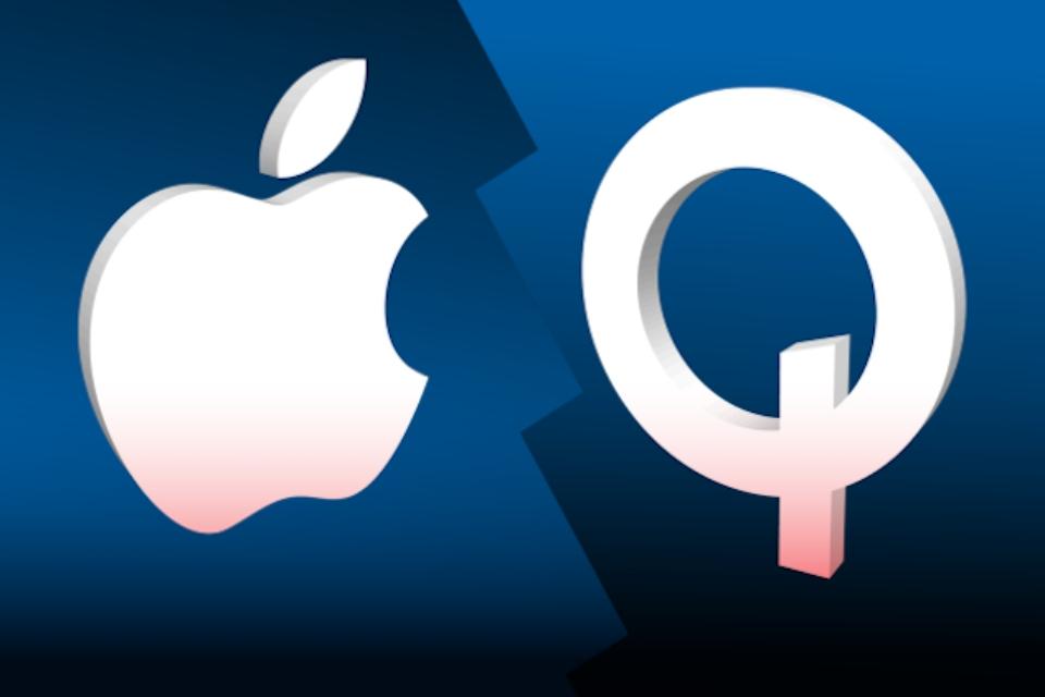 Imagem de Disputa por royalties de patentes leva Apple e Qualcomm ao tribunal no tecmundo