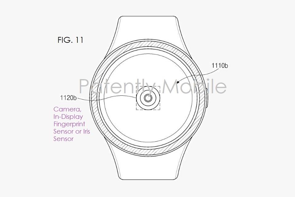 Imagem de Samsung patenteia smartwatch com leitor de digitais na tela no tecmundo