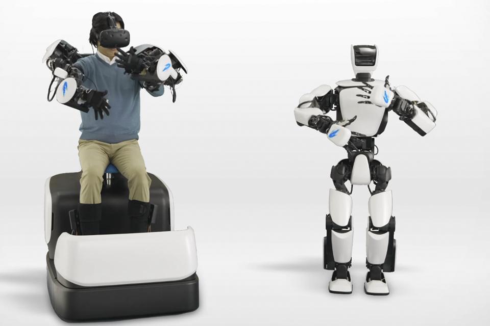 Imagem de Toyota apresenta robô humanoide controlado remotamente via conexão 5G no tecmundo