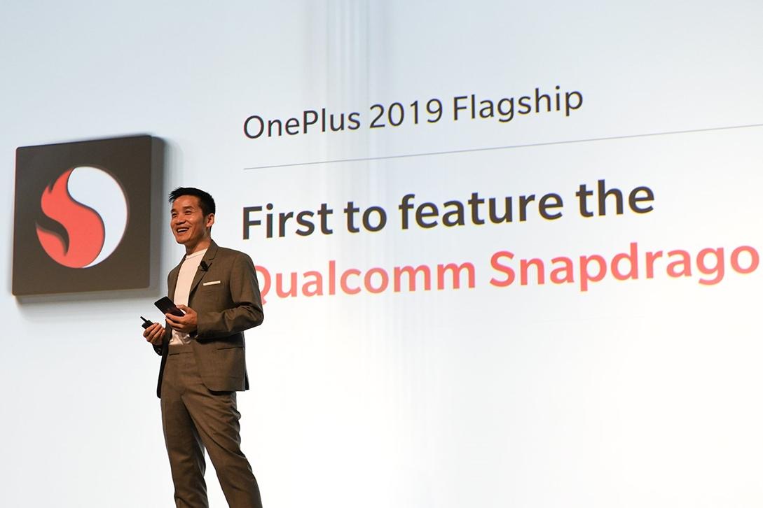 Imagem de Não, OnePlus 5G de 2019 não será o primeira a contar com o Snapdragon 855 no tecmundo