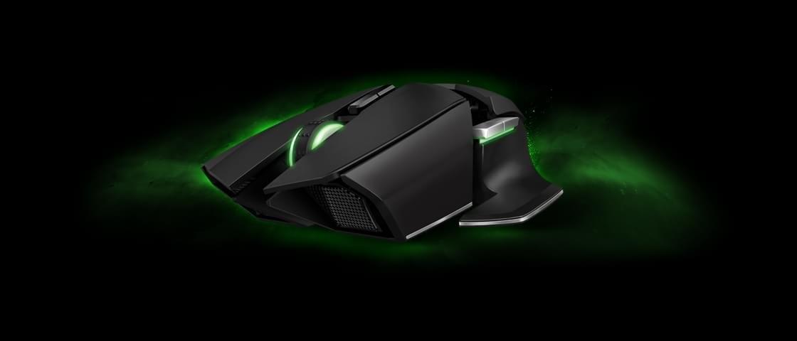 Mouse gamer com DPI elevado
