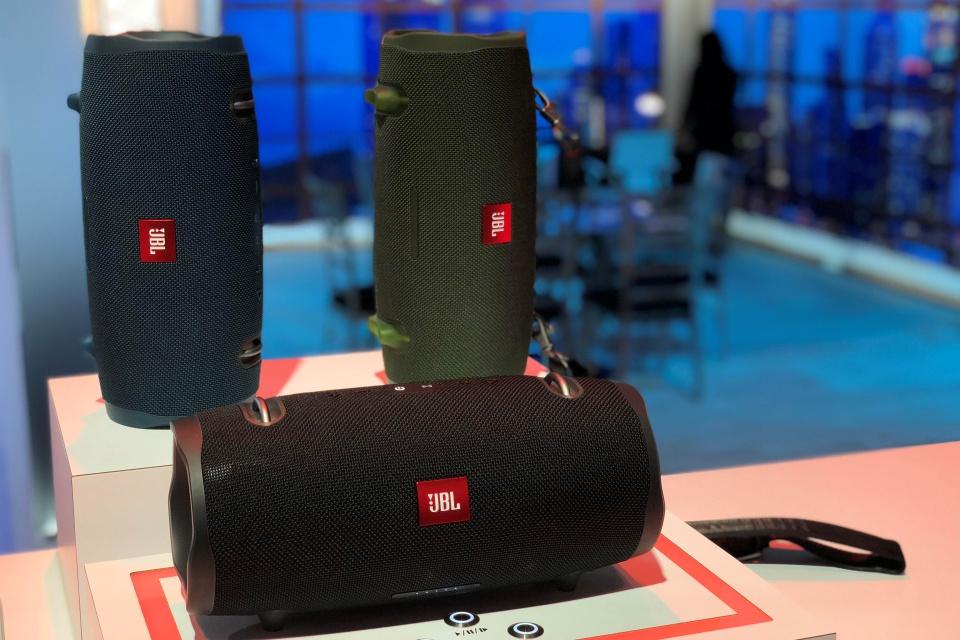 Imagem de Aumenta o som! Caixa de Som Bluetooth JBL Xtreme 2 chega ao Brasil  no tecmundo