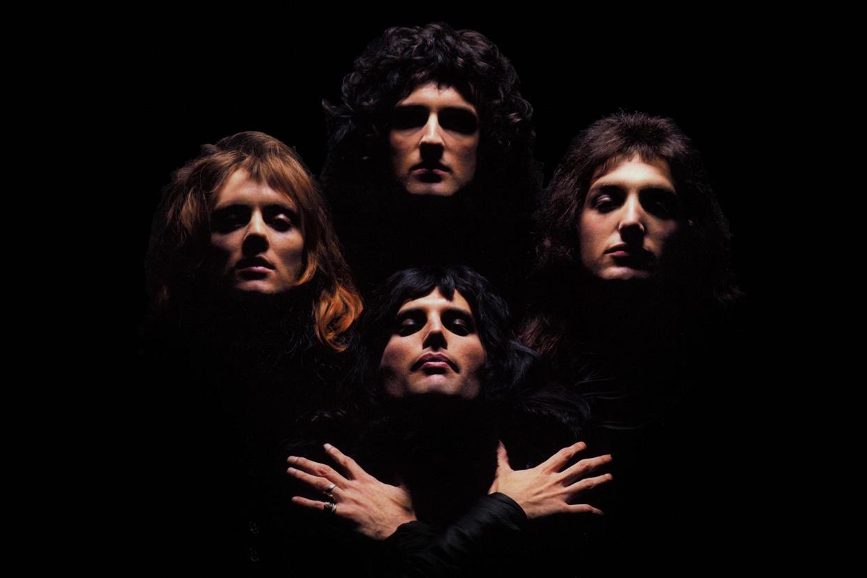 Imagem de Bohemian Rhapsody, do Queen, é a faixa do séc. XX mais ouvida via streaming no tecmundo