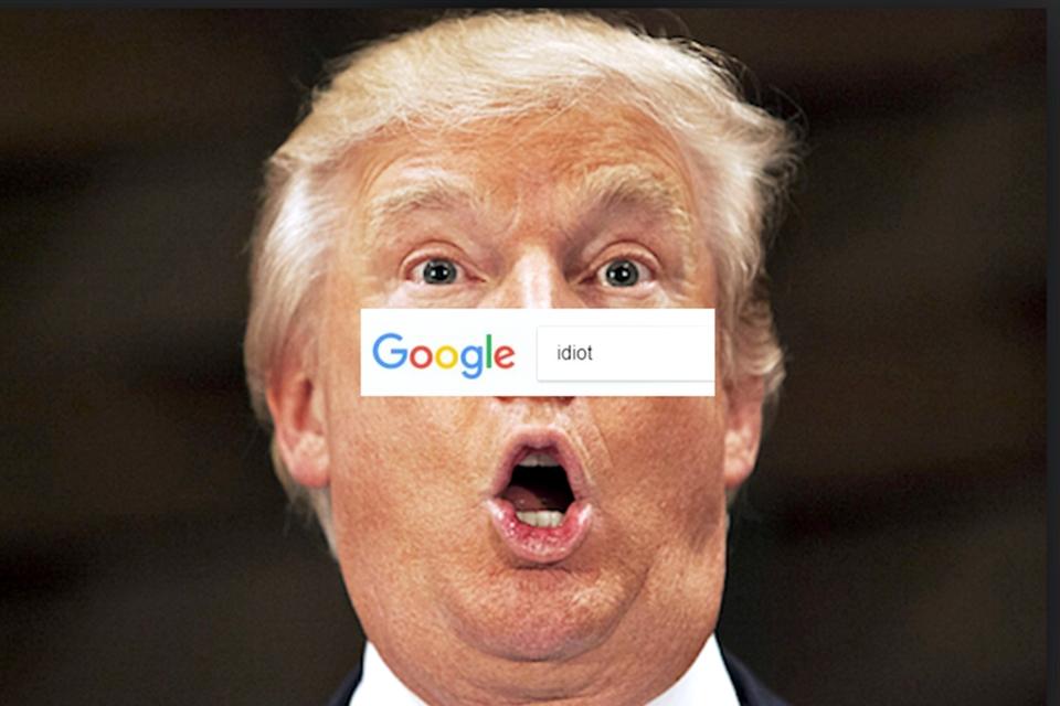 """Imagem de CEO da Google explica por que Trump aparece nas buscas por """"idiota"""" no tecmundo"""