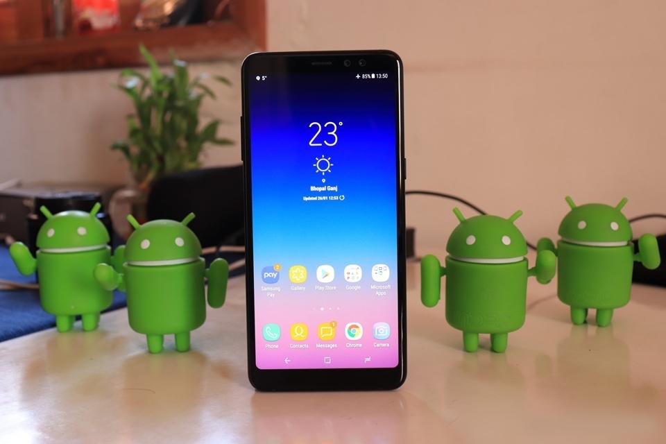 Imagem de Samsung revela lista de aparelhos que serão atualizados para Android Pie no tecmundo