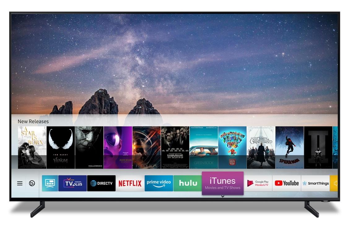 Imagem de Apple lançará app do iTunes para smart TVs da Samsung no tecmundo