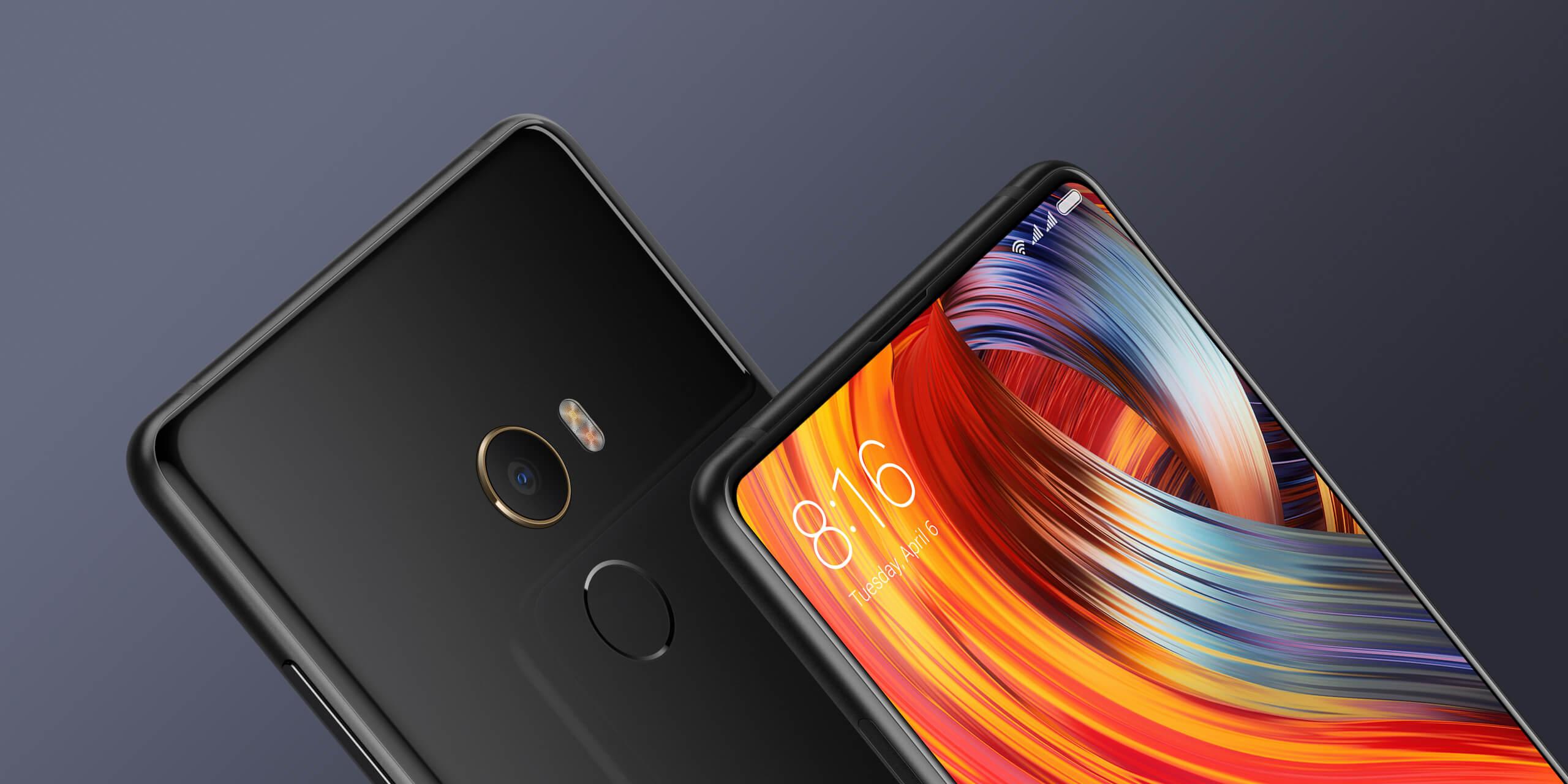 Imagem de Xiaomi Mi Mix 2 entra em promoção e está saindo por apenas R$ 1.244 no tecmundo
