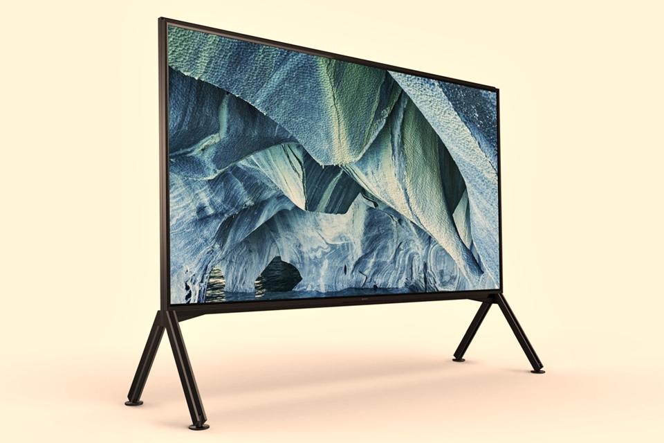Imagem de Sony apresenta suas novas gigantes 8K de 85 e 98 polegadas na CES 2019 no tecmundo