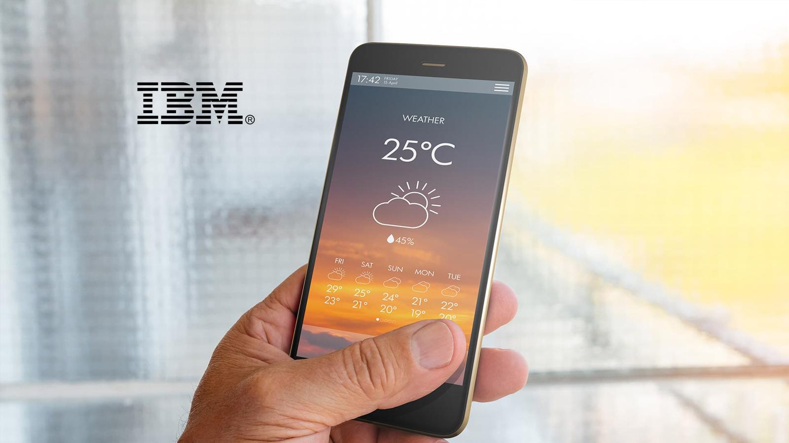 Imagem de IBM quer usar o seu celular para fazer previsões do tempo mais precisas no tecmundo