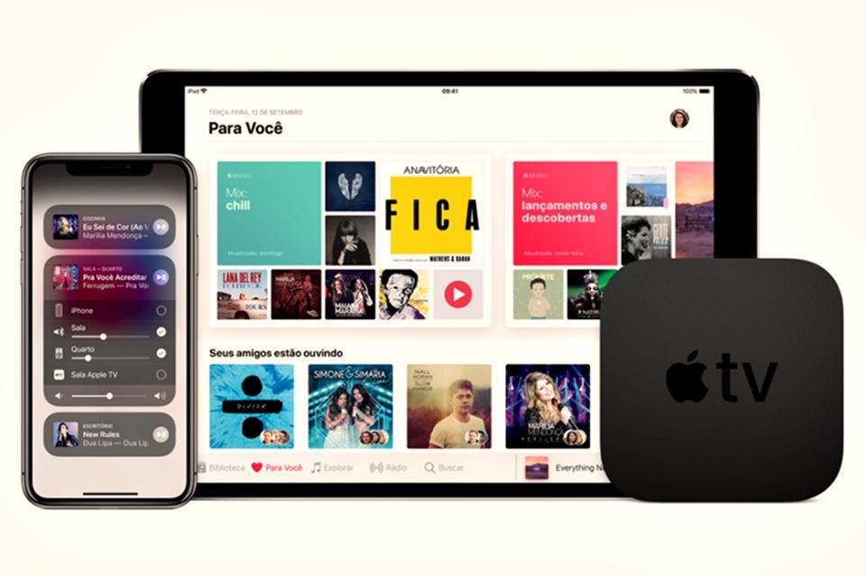 Imagem de Apple divulga lista completa de smart TVs que terão suporte do AirPlay 2 no tecmundo