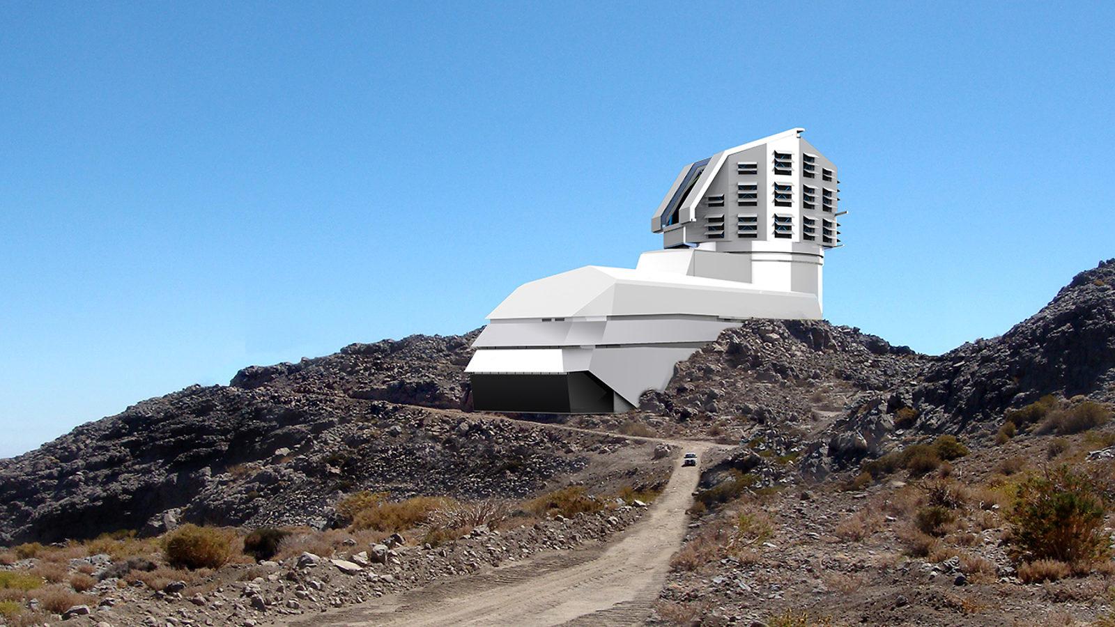 Imagem de Telescópio com maior câmera digital do mundo vai usar software brasileiro no tecmundo