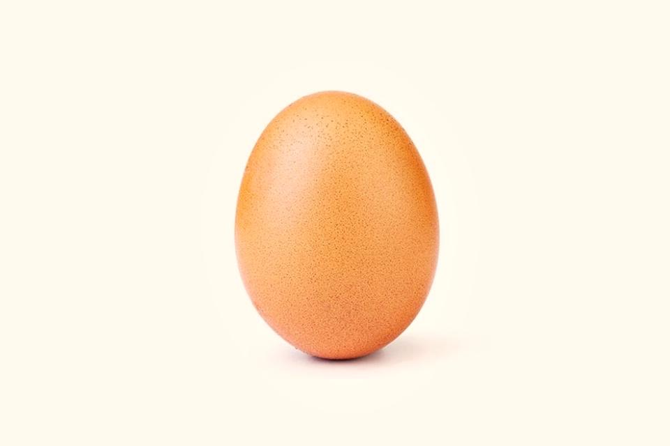Imagem de A simples foto de um ovo é agora a mais curtida da história do Instagram no tecmundo