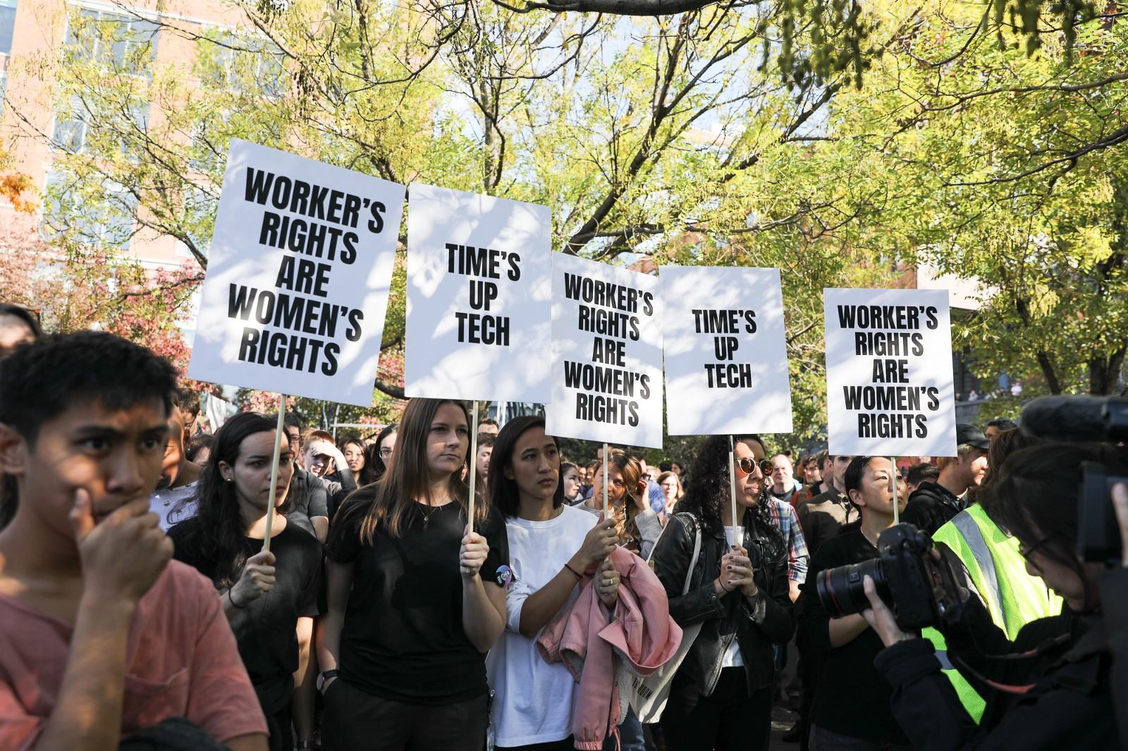 Imagem de Funcionários da Google vão lançar campanha contra assédio no trabalho no tecmundo