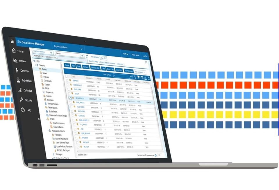Imagem de DB2 - IBM no tecmundo