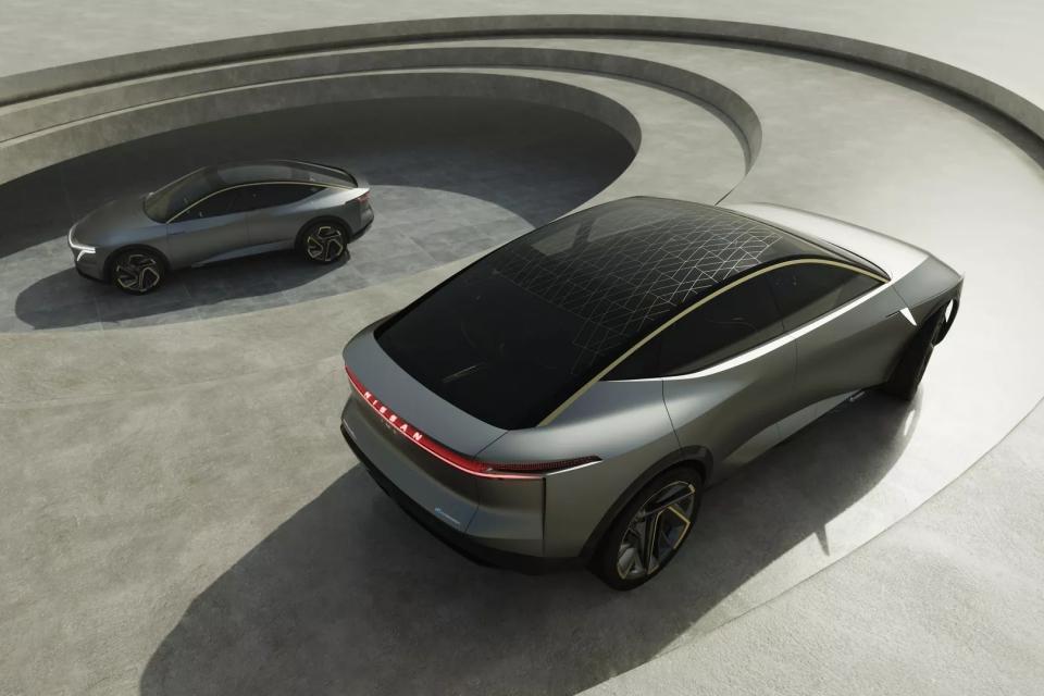 Imagem de Nissan apresenta conceito exclusivo de carro elétrico de luxo no tecmundo