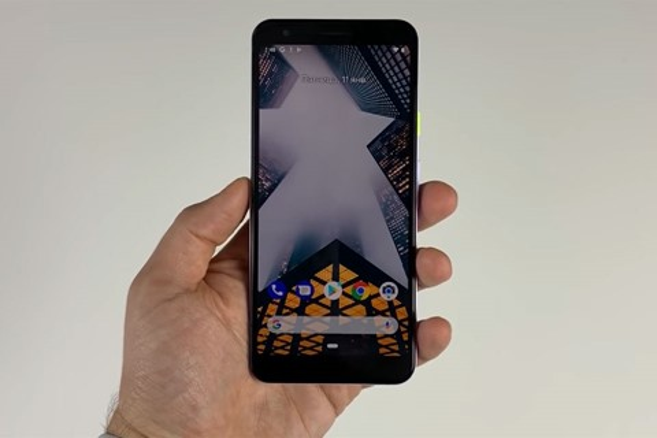 Imagem de Google Pixel 3 Lite aparece em vídeo de análise no tecmundo