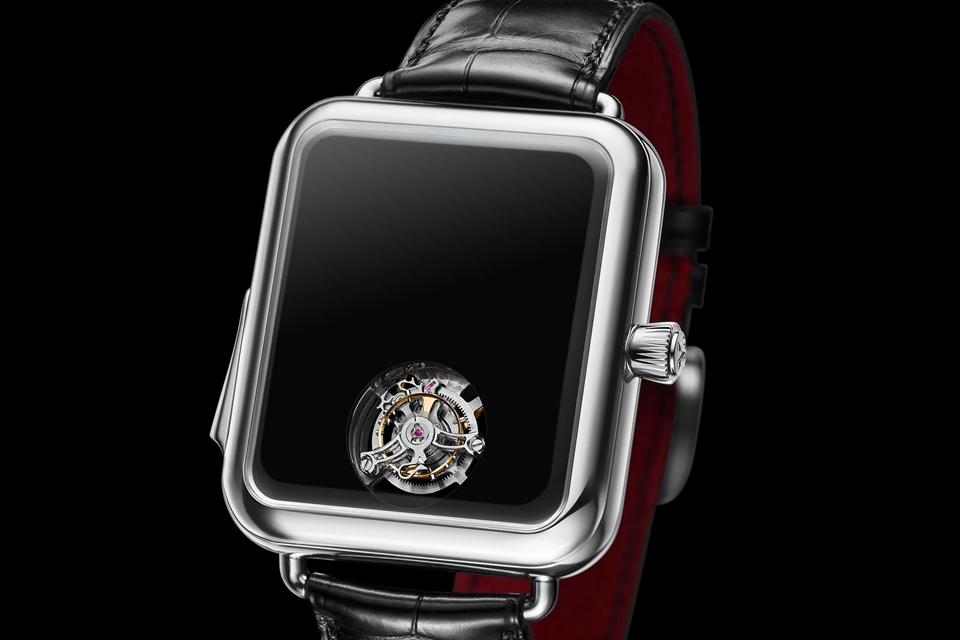 Imagem de Imitação de luxo do Apple Watch sequer mostra hora e custa US$ 350 mil no tecmundo