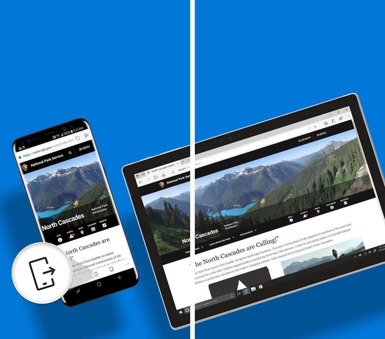 Imagem de Microsoft Edge ganha recurso para combater fake news no Android e no iOS no tecmundo