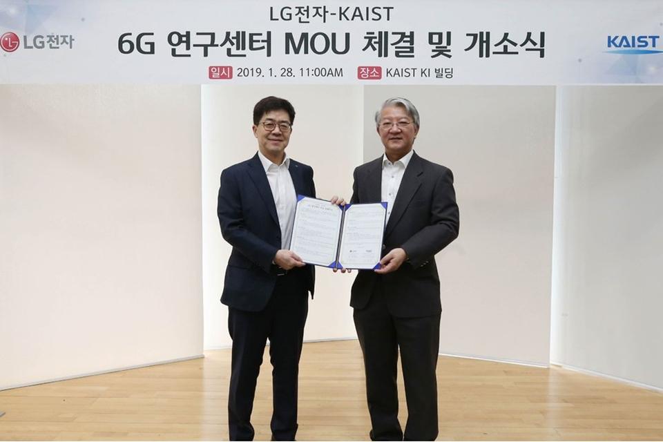 Imagem de Mesmo ainda sem consolidação do 5G, LG já trabalha no desenvolvimento do 6G no tecmundo