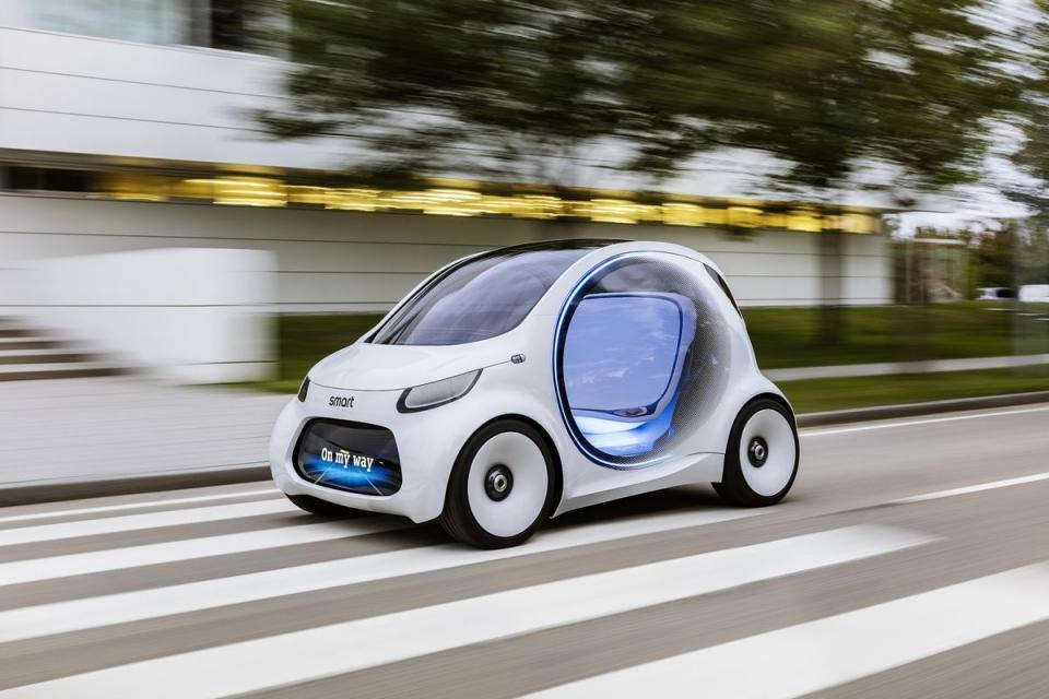 Imagem de Estudo sugere que carros autônomos poderão piorar trânsito nas cidades no tecmundo
