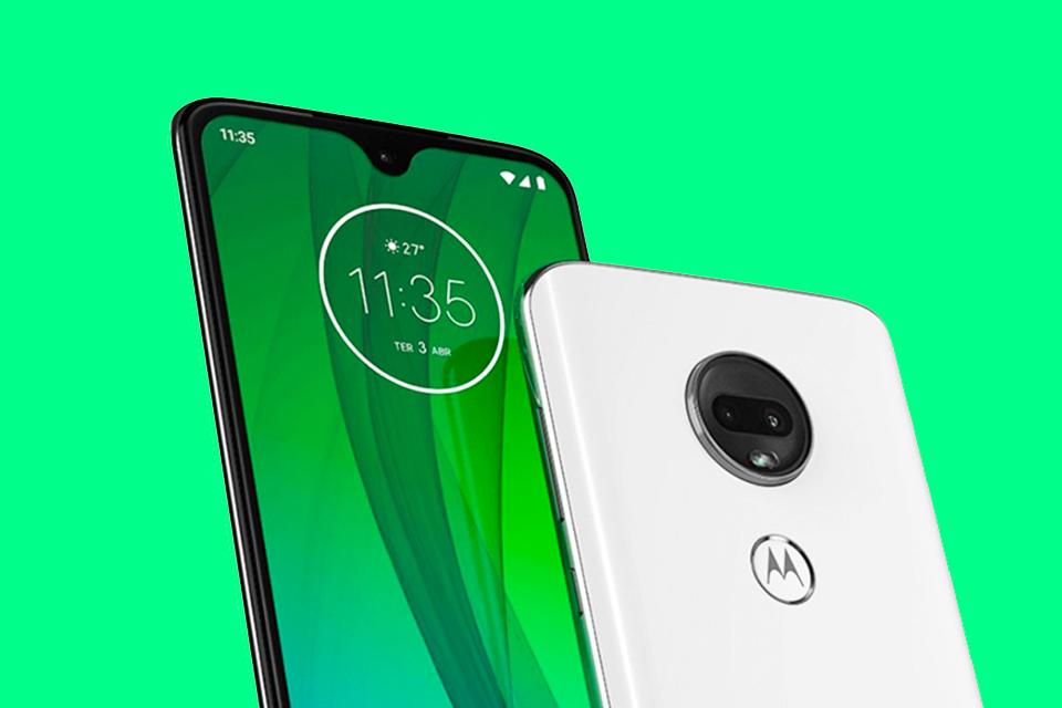 Imagem de Tudo sobre os novos Moto G7, G7 Play, G7 Power e G7 Plus da Motorola no tecmundo