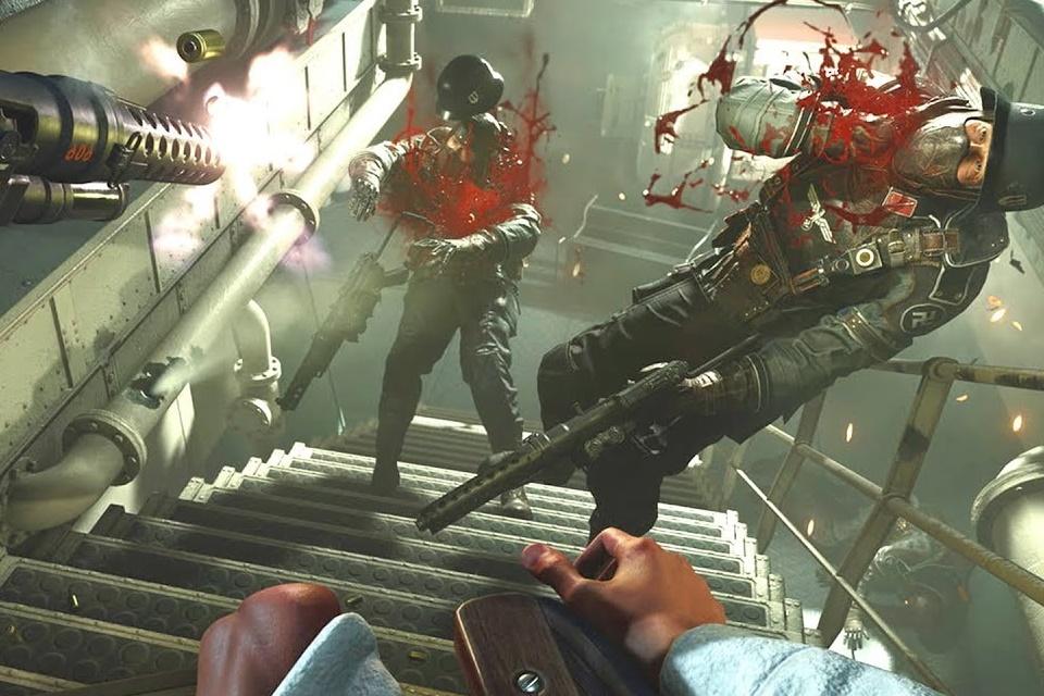 Imagem de Estado dos EUA quer aplicar impostos em cima de jogos violentos no tecmundo