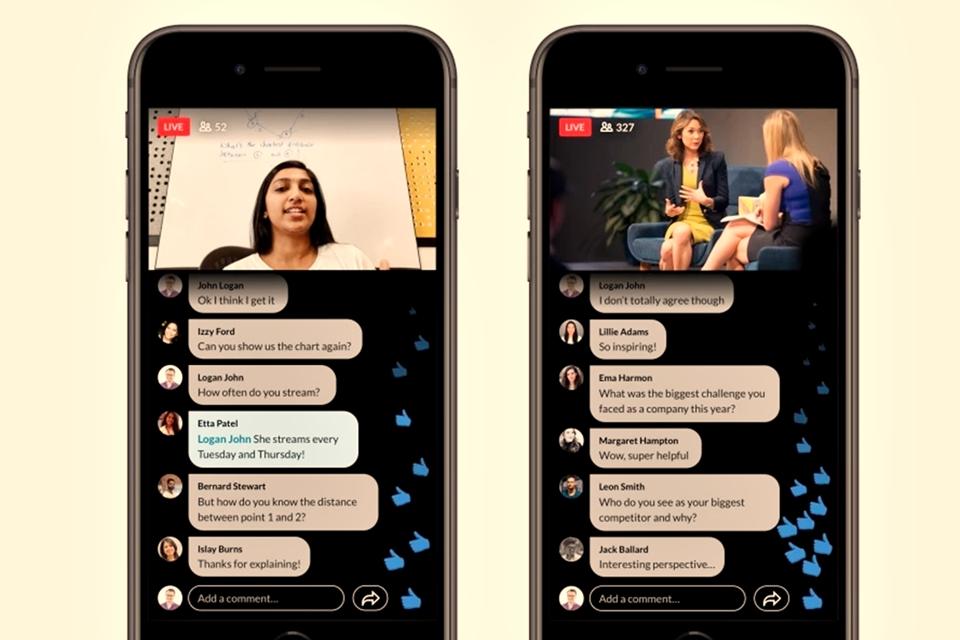 Imagem de LinkedIn lança ferramenta para transmissão de vídeo em tempo real no tecmundo