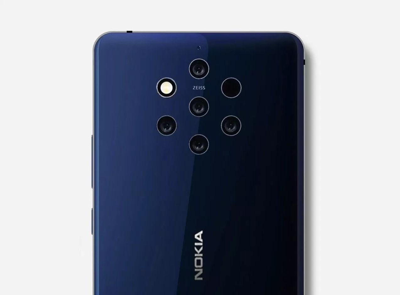 Imagem de Nokia 9, primeiro celular com 5 câmeras na traseira, é homologado no FCC no tecmundo