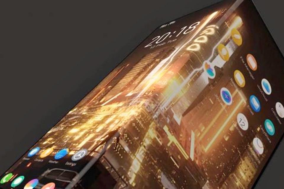 Imagem de Imagens flagradas na China mostram dobrável da Vivo com tela ampla no tecmundo