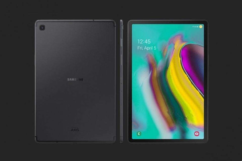 Imagem de Tudo sobre o Galaxy Tab S5e, o novo e finíssimo tablet da Samsung no tecmundo