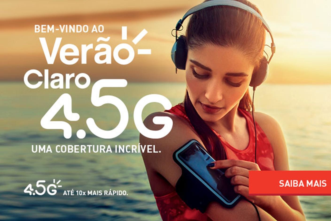 """Imagem de Procon vai notificar Claro por propaganda enganosa devido ao """"4.5G"""" no tecmundo"""