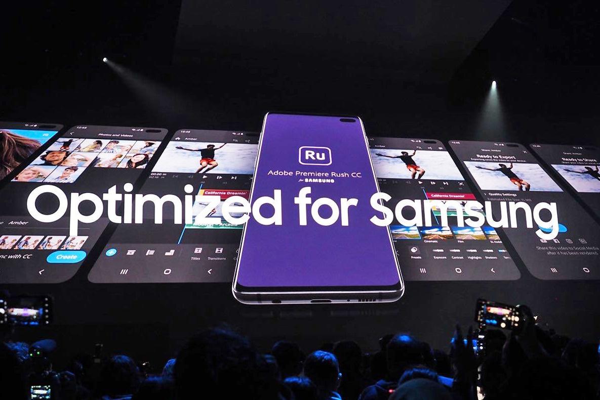 Imagem de Adobe Premiere Rush, o editor de vídeos mobile para celulares, é anunciado no tecmundo