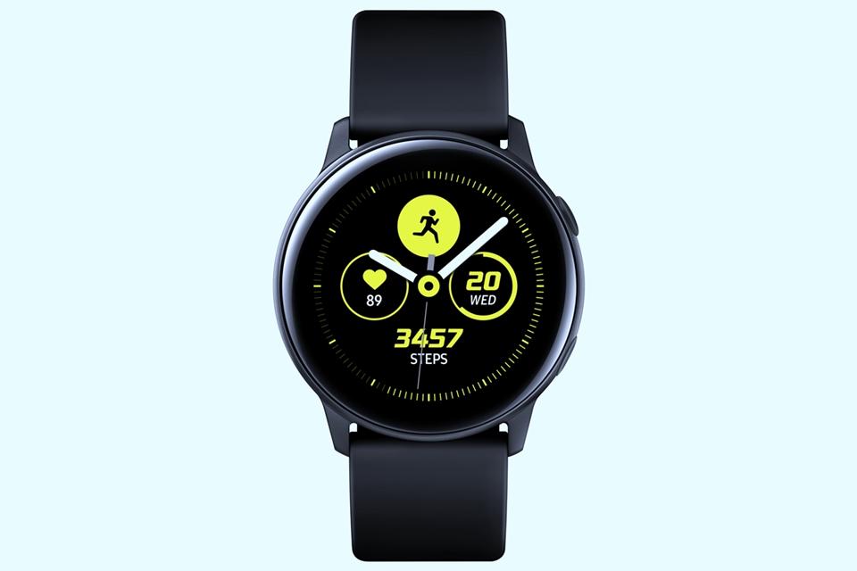 Imagem de Novo Galaxy Watch Active mede pressão sanguínea e batimento cardíaco no tecmundo